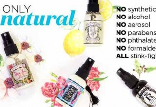 natural poo pourri scent collection