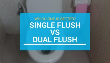 single flush vs dual flush