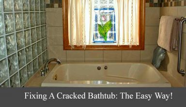 fixing cracked bathtub