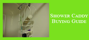 Best Shower Caddy For Hand Held Shower Head And Large Bottles