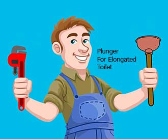 Best Plunger For Elongated Toilet To Buy In 2020 [Buying Guide Included]