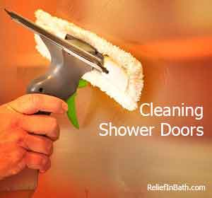 How To Clean Glass Shower Doors Effectively And Quickly?
