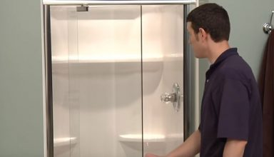hinged vs pivot shower doors