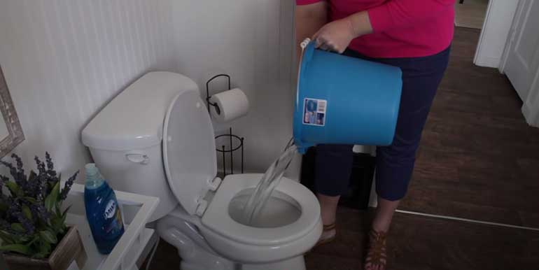 How To Unclog Toilet Clogged With Poop